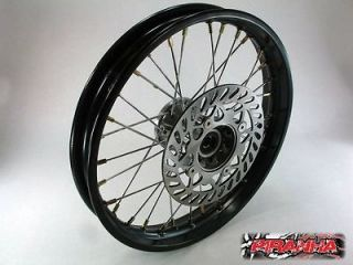 14 Front Piranha Pit Bike Wheel Rim Pitster Pro SSR