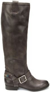 Lucky Brand   May smoked pearl winter haze / knee high boot / madden