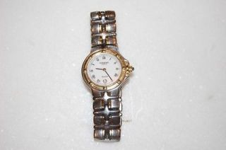 RAYMOND WEIL 9990 Two Tone Stainless Steel and Gold Plated Womens