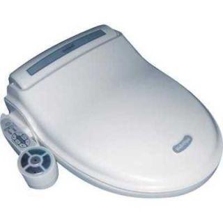 220V Elongated Electronic Heated Toilet Seat Bio Spa 220 volt 230v