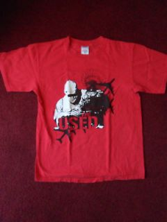 The Used (band,rock,tour,concert) (shirt,tee,hoodie,sweatshirt)