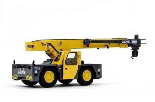 Yellow Grove YB5515 Carrydeck Crane Diecast Model 1/50 Collectible
