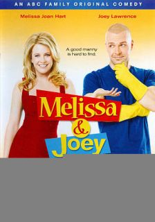 Melissa & Joey Season 1, Part 1 (DVD, 2011, 2 Disc Set)
