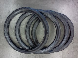 Bicycle Tires 20x1.75 for kids BMX bike. 20X2.125 but actual size is