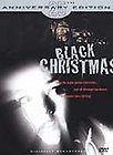 Black Christmas (DVD, 2001, 25th Anniversary Edition) Margot Kidder