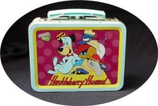 LB Huckelberry Hound Metal Lunch Box