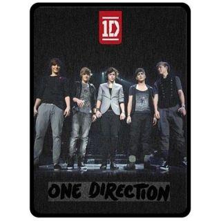 One Direction Harry Style Zayn Niall Louis Throw Fleece Blanket  L,XL