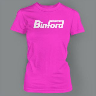 BINFORD TOOLS HOME IMPROVEMENT TIME VINTAGE 80S RETRO FUNNY Ladies T