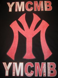 YMCMB Young Money Cash Billionaires Lil Wayne Weezy Hip Hop Rap Funny
