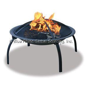 Blue Rhino Outdoor Wood Burning Fireplace WAD996SP