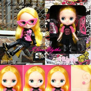CWC Limited Edition Hysteric Mini Middie Blythe doll SUZI HYSTERIC