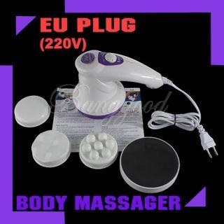 hand held body massagers