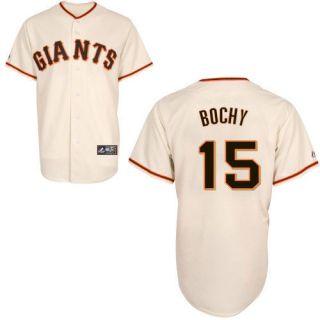Bruce Bochy San Francisco Giants Majestic Replica Jersey Any Size Mens