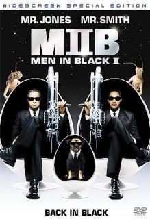 Men in Black II DVD Video Movie 2 Disc Set Special Edition Widescreen