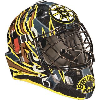 Boston Bruins NHL Mini Hockey Goalie Mask by Franklin
