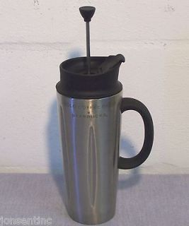 Starbucks Travel Coffee Maker : starbucks french press travel mug on PopScreen
