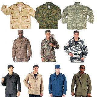 Military M 65 Field Jacket & Liner (army m65 field jacket, marines