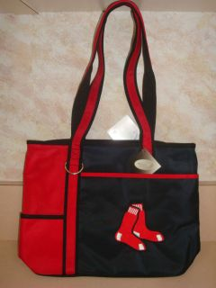 BOSTON RED SOX WOMENS TOTE BAG   BY PRO FAN ITY VERY HANDY FOR