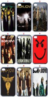 Bon Jovi iPhone 4 Hard Case Assorted Style