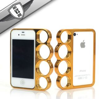 Brass Knuckle Case cover for Iphone 4 4s