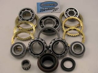 Spd FM132 Transmission Rebuild Bearing Kit 88 92 (Fits Bronco II