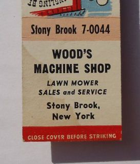 Woods Machine Shop Lawn Mower Sale and Service Stony Brook NY