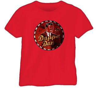 Dapper Dan Brother Where Art Thou funny red T Shirt