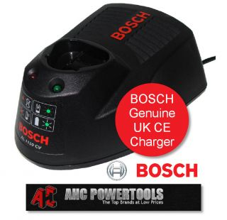 Bosch AL1130CV 10.8v Battery Charger for GSB, GDR, GSR, GOP, GOS, GLI