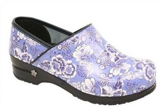 Koi by SANITA Womens Professional Sunshine Rose Nursing Clogs 73458556
