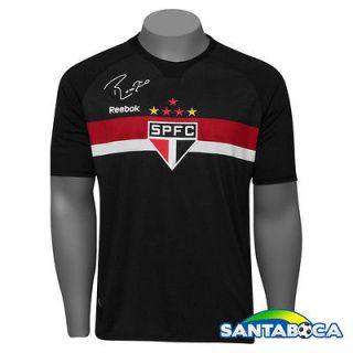 Ceni #01 Sao Paulo Goalkeeper Soccer Football Jersey Brazil 12/13 NWT