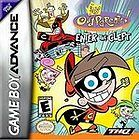 Fairly OddParents Enter the Cleft Nintendo Game Boy Advance, 2002