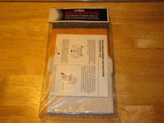 Kerosene Heater Wick fits Corona 12 DK Brookwood Part no. 75C 210 12DK
