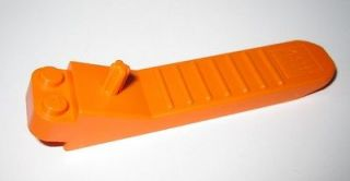 LEGO Orange BRICK REMOVAL & SEPARATOR Hand TOOL Mint