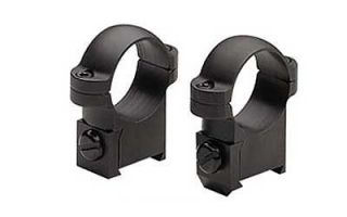 BURRIS Custom Steel 1 SCOPE MOUNTING Rings CZ 527 MEDIUM 420140