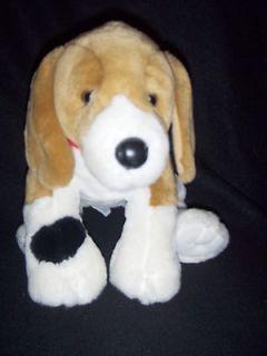 Build A Bear BEAGLE Dog Puppy Plush Stuffed Doll 20 Big LARGE sound
