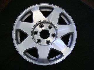 CADILLAC ESCALADE 17X7.5 FACTORY OEM ALLOY WHEEL RIM 4563 9593884