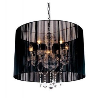 BRAND NEW Exotic Luxury CAIRO GLITZ Crystal Chandelier Pendant Light