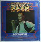 DAVID BOWIE Historia de la Musica Rock SEALED LP Spain
