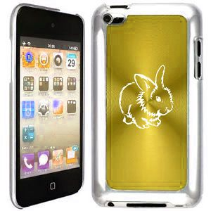 Apple iPod Touch 4th Generation 4g Hard Case Cover B133 Cute Bunny