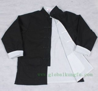 bruce lee vintage Chinese wing chun Kung Fu jacket 2 WEARS suits