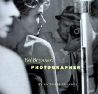 Yul Brynner Photographer, Brynner, Victoria, Good Book