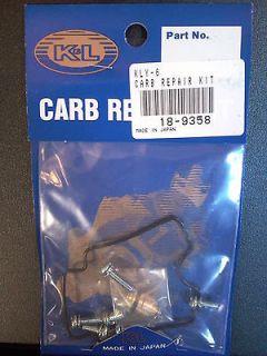 Yamaha YFM 350 400 Bruin Big Bear Carburetor Repair Kit