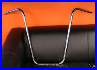 PAUGHCO 24 APE HANGER HANDLEBARS APES HANDLE BARS FOR HARLEY BOBBRER