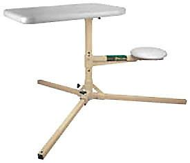 Caldwell The Stable Table Shooting Rest Bench with Synthetic Top