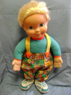 Vintage Playskool My Buddy Doll Look