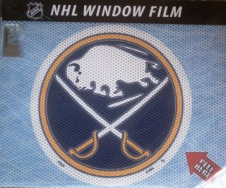 Buffalo Sabres 8 Small Auto Window Film Decal NHL Hockey NEW Sabers