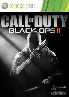 Call of Duty Black Ops 2 II for XBOX 360   NEW RELEASE