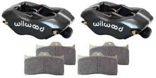 NEW WILWOOD DYNALITE BRAKE CALIPERS & PADS,FDL,1.25, 1.3