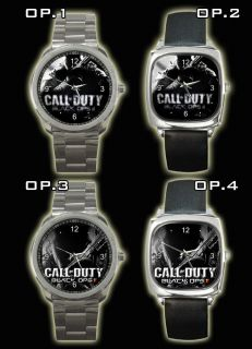 Call Of Duty BLACK OPS 2 II Xbox360 PS3 PC watches wristwatches