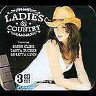 Patsy Cline/Tanya Tucker/Loretta Lynn Ladies Of Country CD
